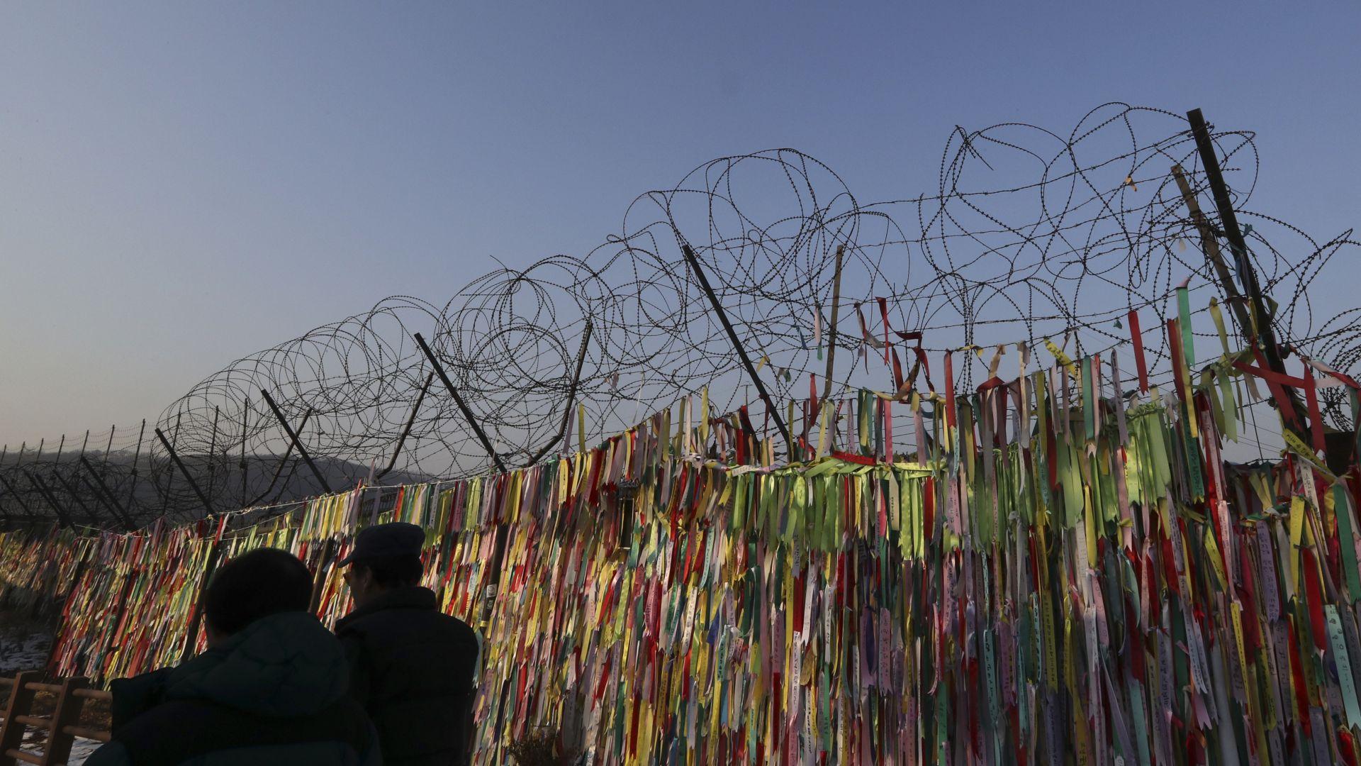 Корейските преговори вдигнаха цената на земята около демилитаризираната зона
