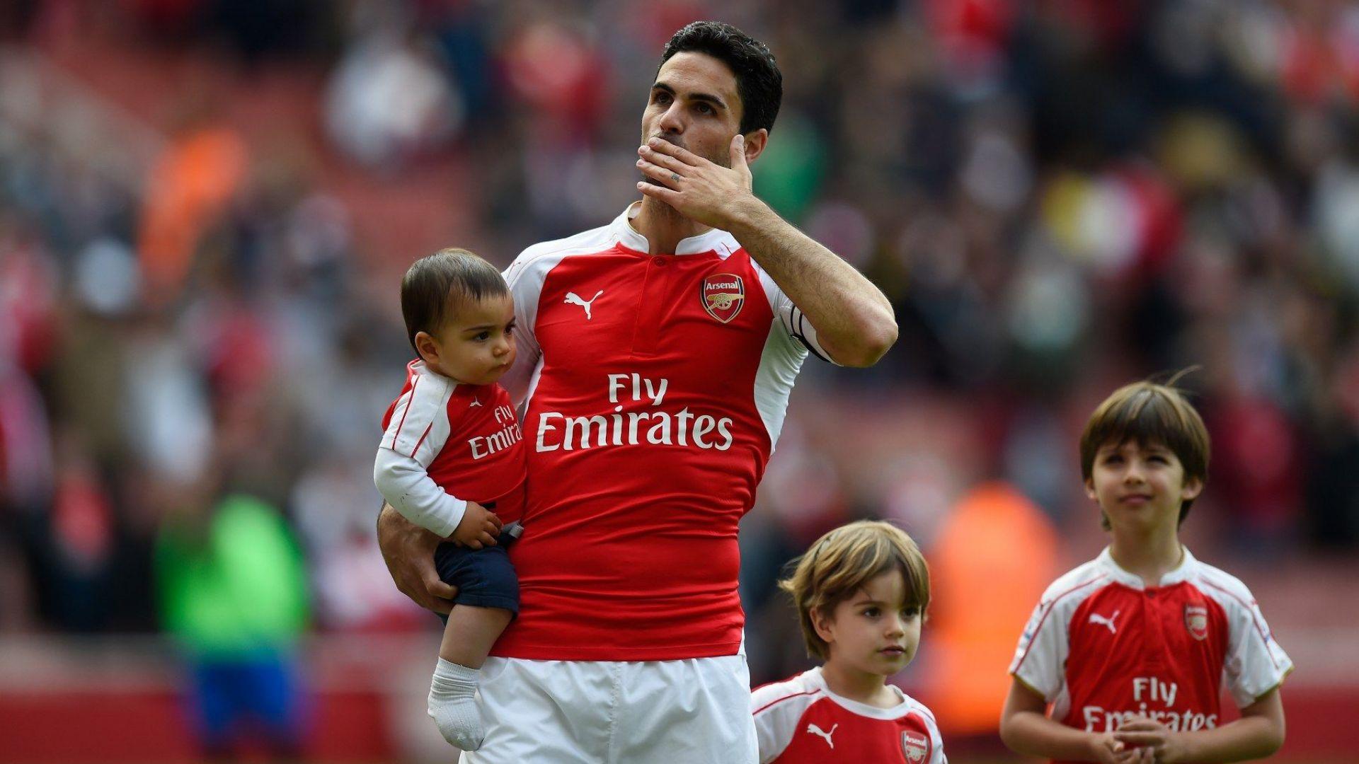 Арсенал се разбра с новия си мениджър, обявява го до часове