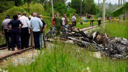 Боинг-737 със 113 души се разби в Хавана, трима оцеляха (видео)