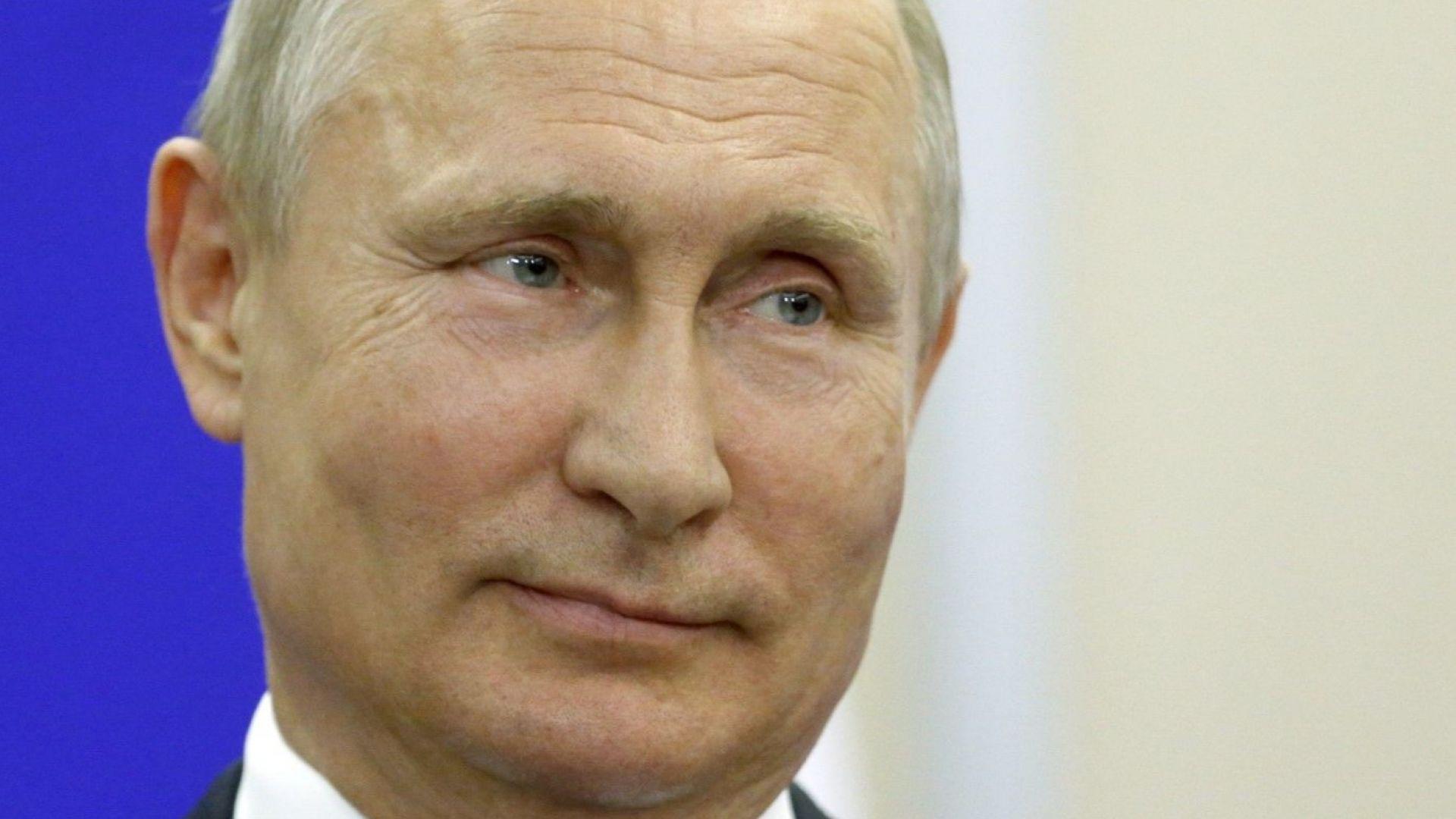 Скоро Русия ще има нови ядрени оръжия, обяви Путин