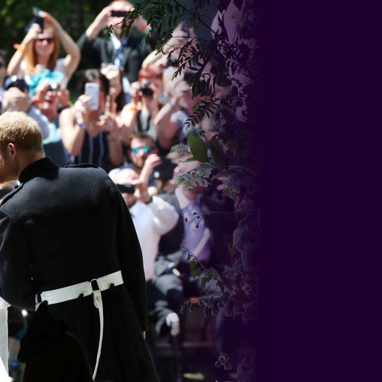 Сватбата на Хари и Меган