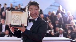 """""""Златната палма"""" в Кан отиде при японския режисьор Хирокадзу Коре-Еда"""