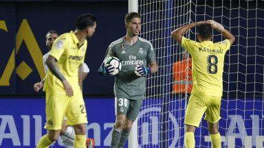 """Още един Зидан облече екипа на """"Реал"""", Роналдо се върна с гол"""