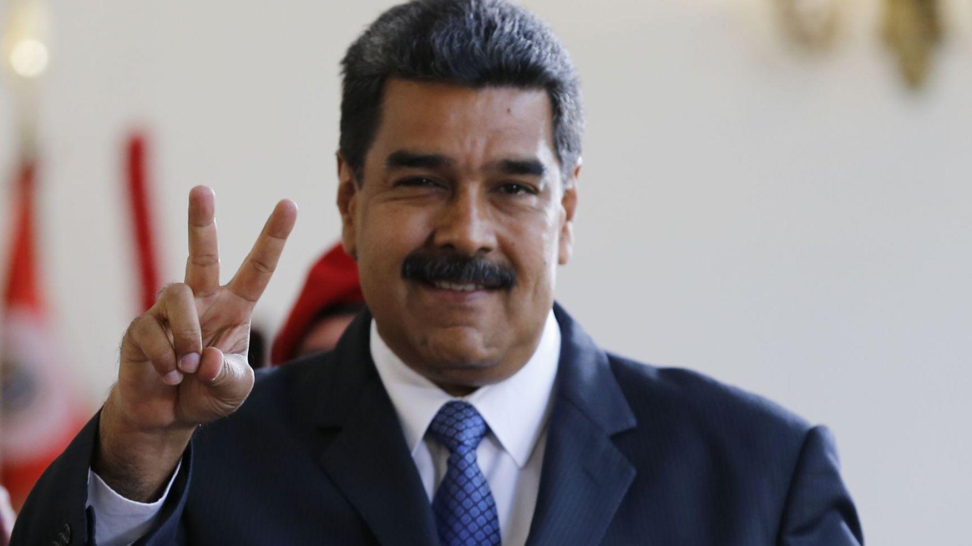 Николас Мадуро е на път да спечели нов президентски мандат във Венецуела