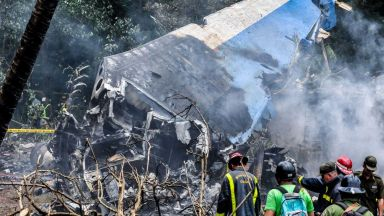 110 загинали при самолетната катастрофа в Куба, трима се борят за живот