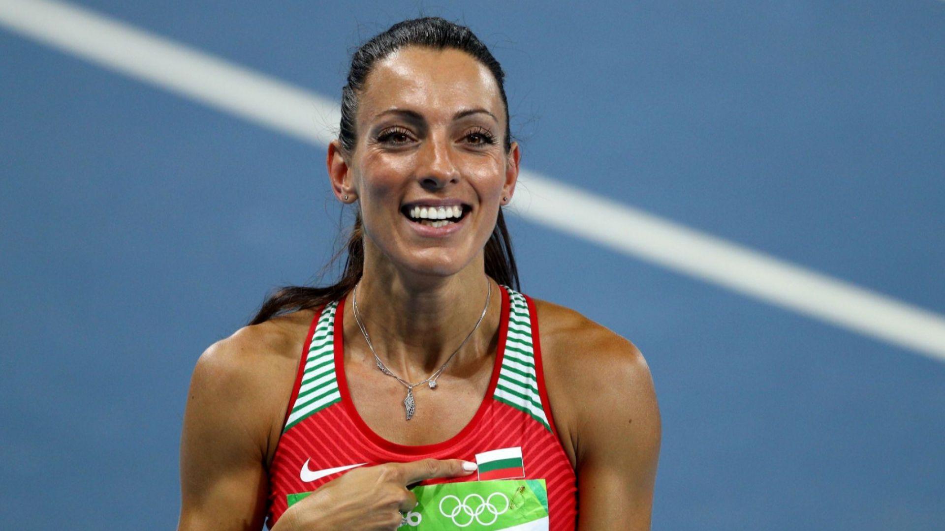 Ивет се класира на финала на 200 метра: Ще се боря със сърце и душа за медал