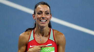 Страхотна Ивет Лалова счупи рекорд и взе квота за Олимпиадата