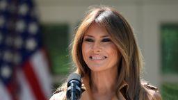 Тръмп сбърка името на жена си