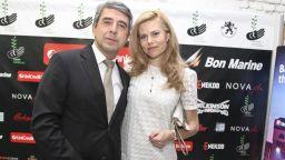 Плевнелиев без Деси Банова в Благоевград, чакат момченце  през септември