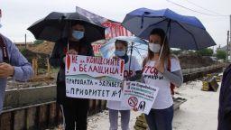 Белащица готви нови протести срещу каменна кариера