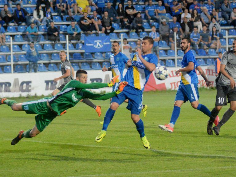 "Бразилец прати ""Левски"" на бараж за Лига Европа"