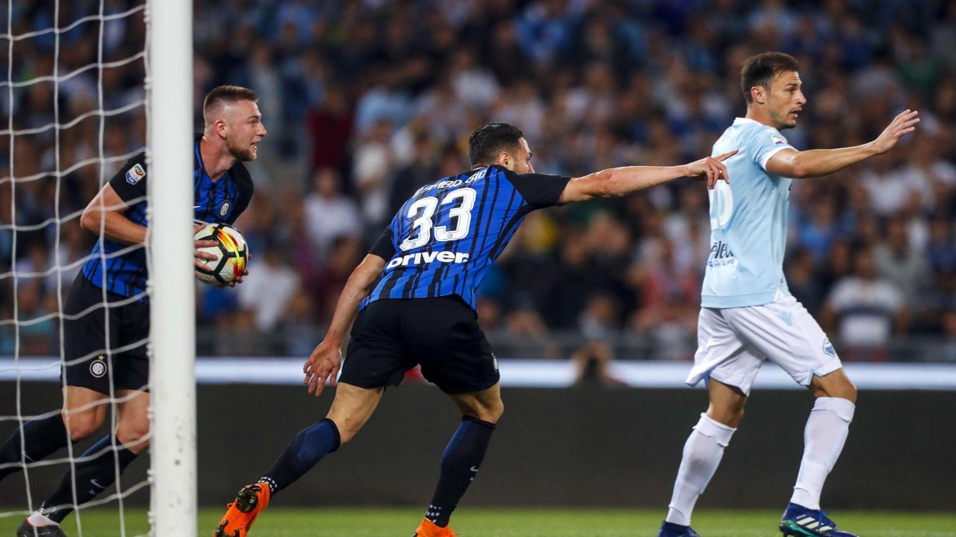 """""""Интер"""" е в Шампионска лига след луд мач на """"Олимпико"""""""