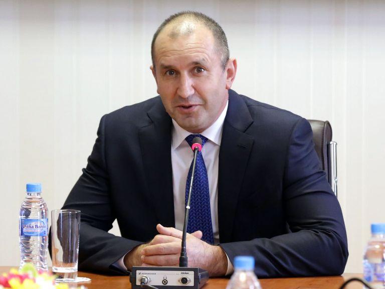 Президентът Румен Радев е на двудневна визита в Русия