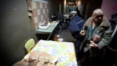 Шотландската кафе верига се грижи за бездомници