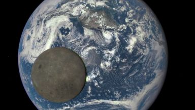 Откриха кога се е формирала Луната