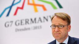 Вайдман готов да поеме ЕЦБ