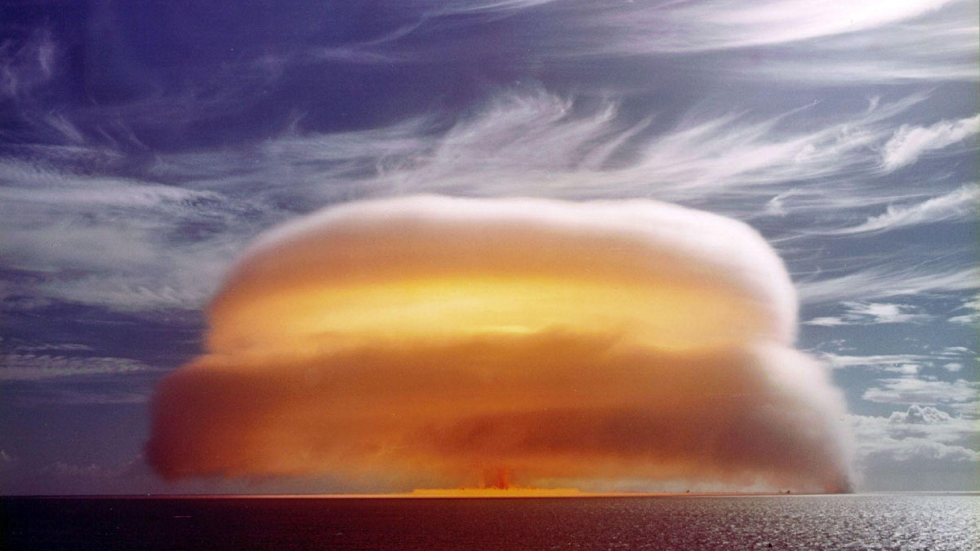 Следи от ядрени опити в Марианската падина