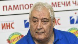 Иван Вуцов проговори за автогола през 1966 г.
