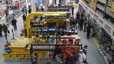 Хипермаркетите в България - на 35-то място в света