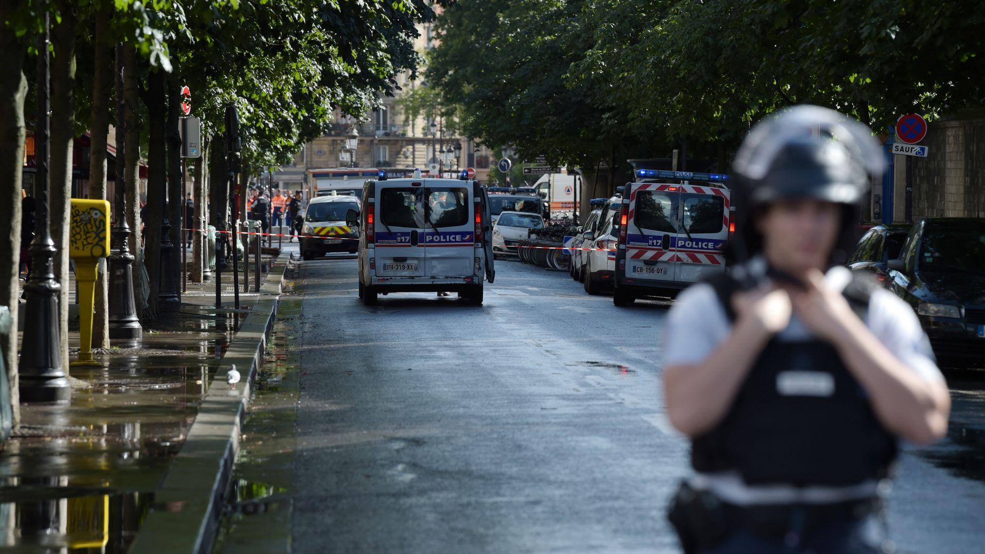МВнР: Няма данни българинът в Марсилия да е терорист