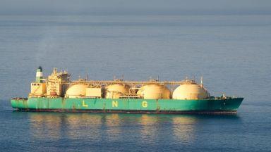 Китай увеличава покупките на втечнен природен газ от САЩ