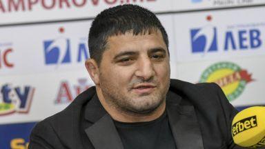 Назарян: Искам синът ми да донесе олимпийска титла на България