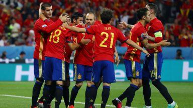 Испания обяви избраниците си за Мондиала