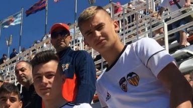 Синът на президента Радев на проби в испански футболен гранд