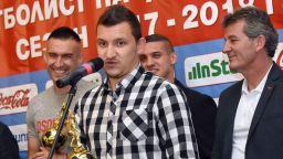 Тодор Неделев влезе в конфликт с феновете