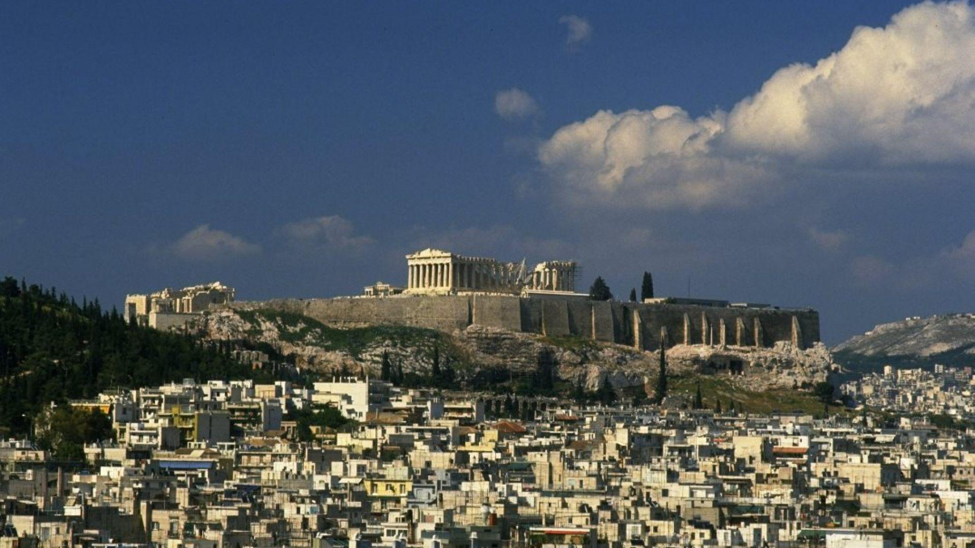 Ръст на цените на имотите в Атина