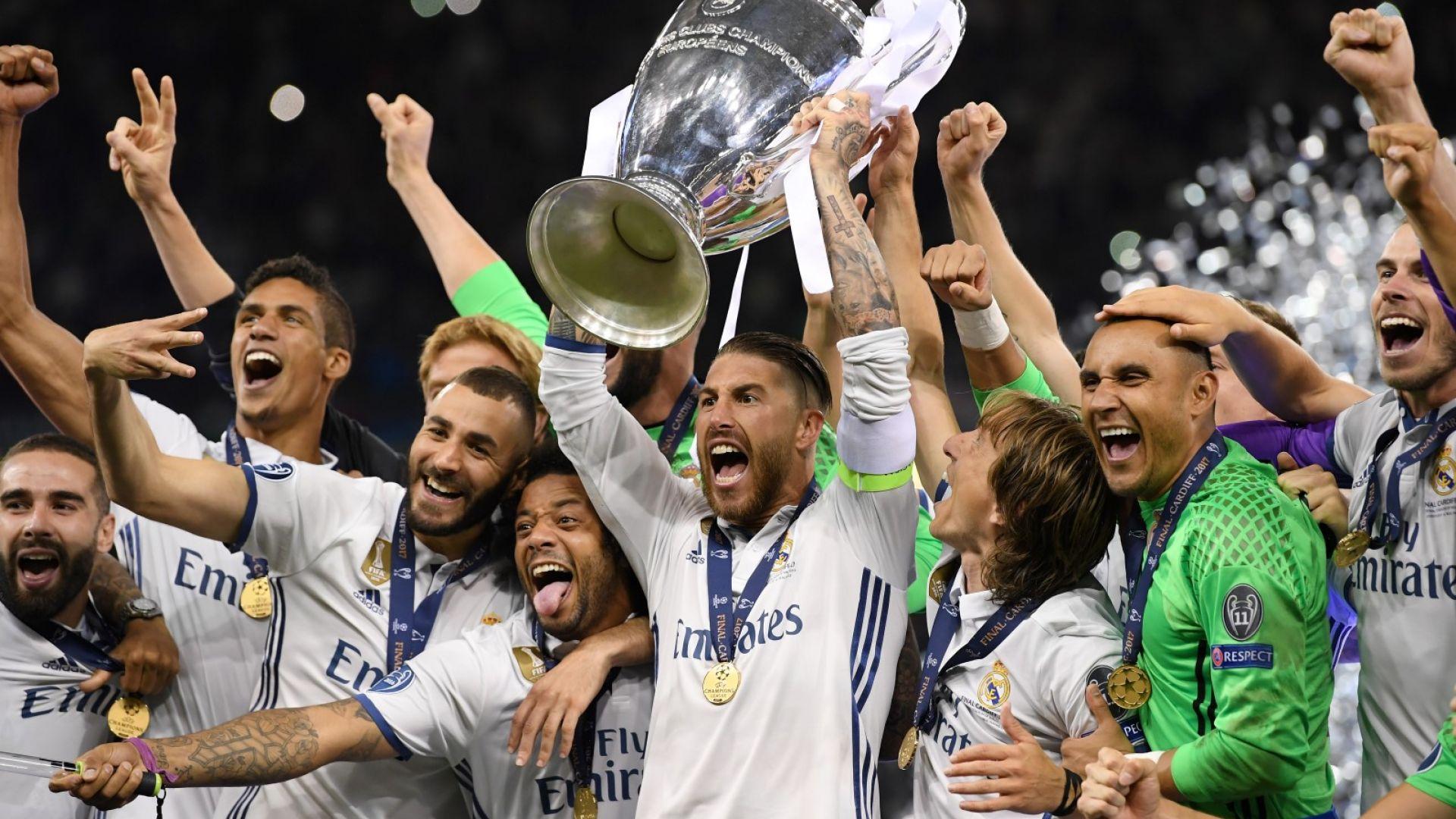 Флорентино Перес подготвя чистка на суперзвезди в Реал