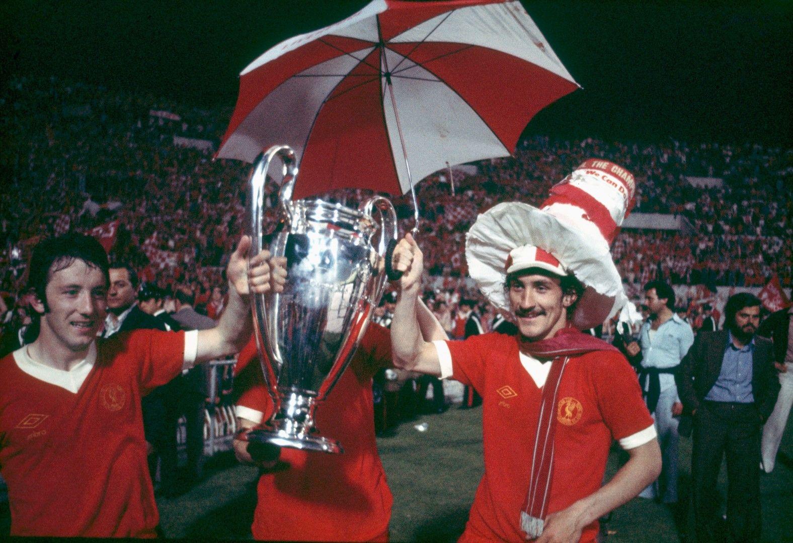 """1981 г., """"Ливърпул"""". Снимка Getty Images"""