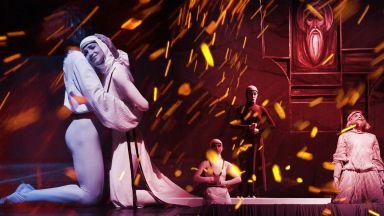 """Олеся Пантикина: """"Нестинарка"""" e като голямо живописно платно, с много цветове и гласове в него"""