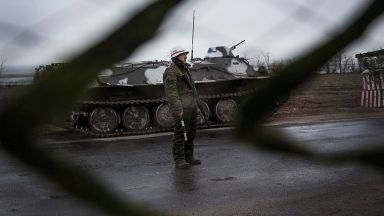 Нови сблъсъци в Украйна, има жертви и ранени