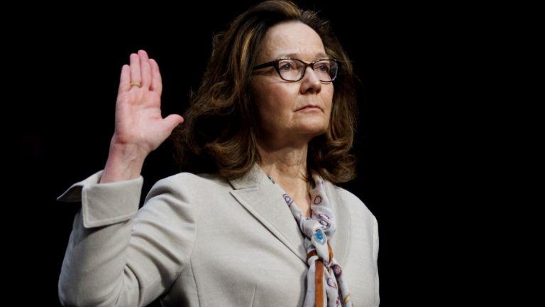 Директорката на ЦРУ Джина Хаспъл обяви днес, че подава оставка,