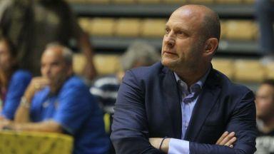 Тити Папазов: Има си отговорни лица, аз съм просто треньор