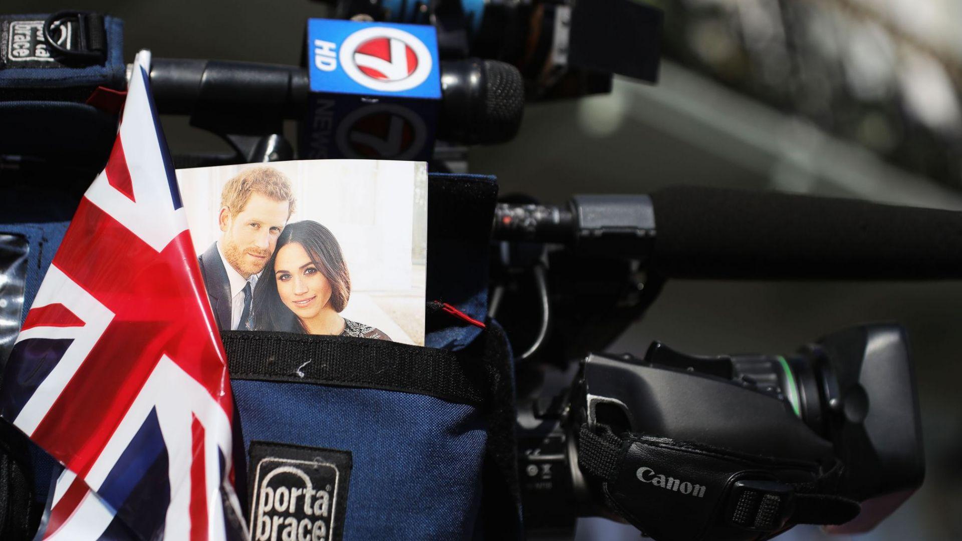 Над 29 милиона тв зрители в САЩ са гледали кралската сватба