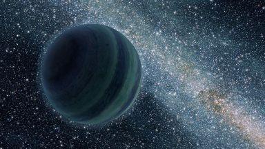 """Подобна на Земята планета """"броди"""" из галактиката"""