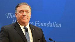 САЩ втвърдяват още повече външната си политика
