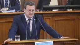 Таско Ерменков: Моля да бъда извинен - най-искрено!