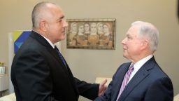 Борисов говори с главния прокурор на САЩ за Желяз Андреев