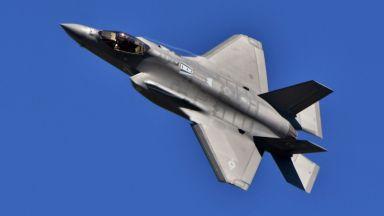 Израел пръв в света използва F-35 в бой