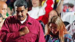 Америка не признава Мадуро за президент на Венецуела