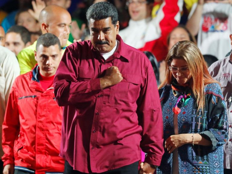 Американските държави не признават Мадуро за президент