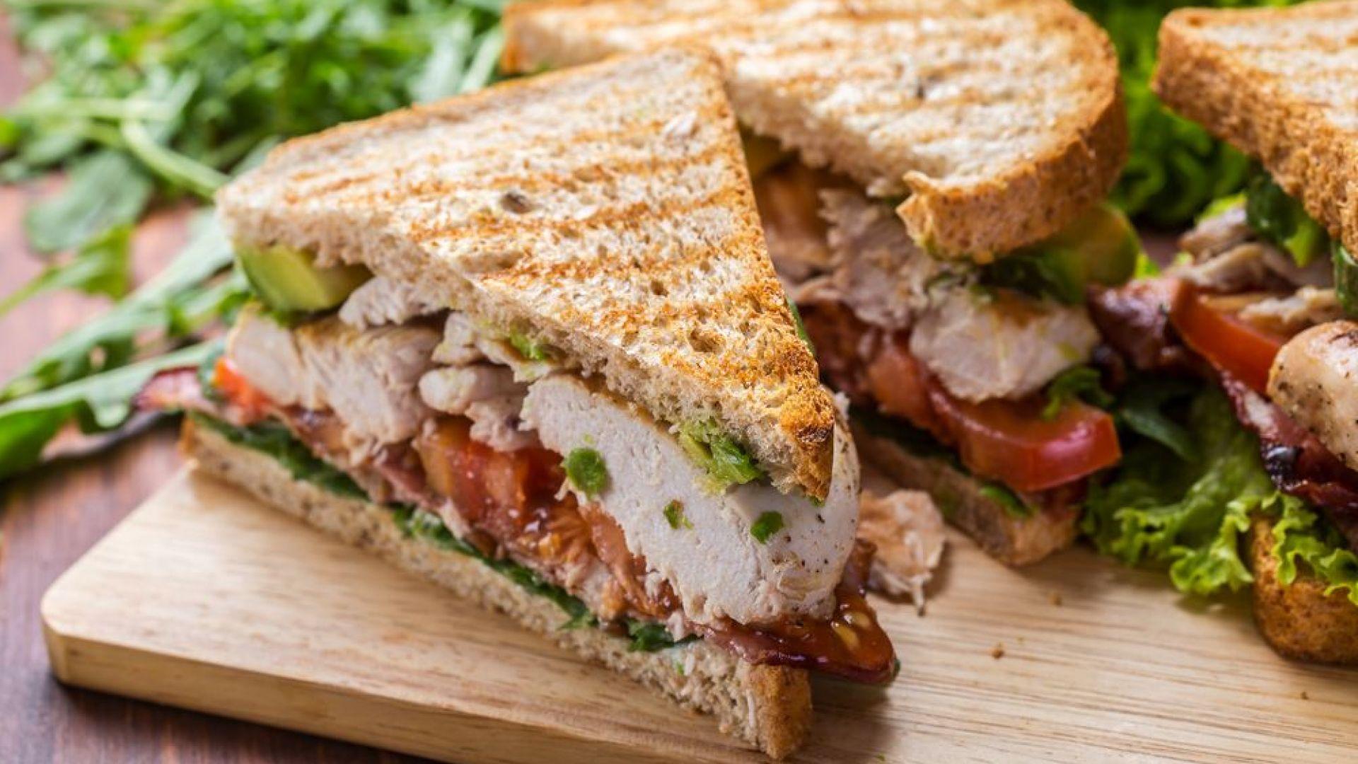 Любопитни факти за сандвичите
