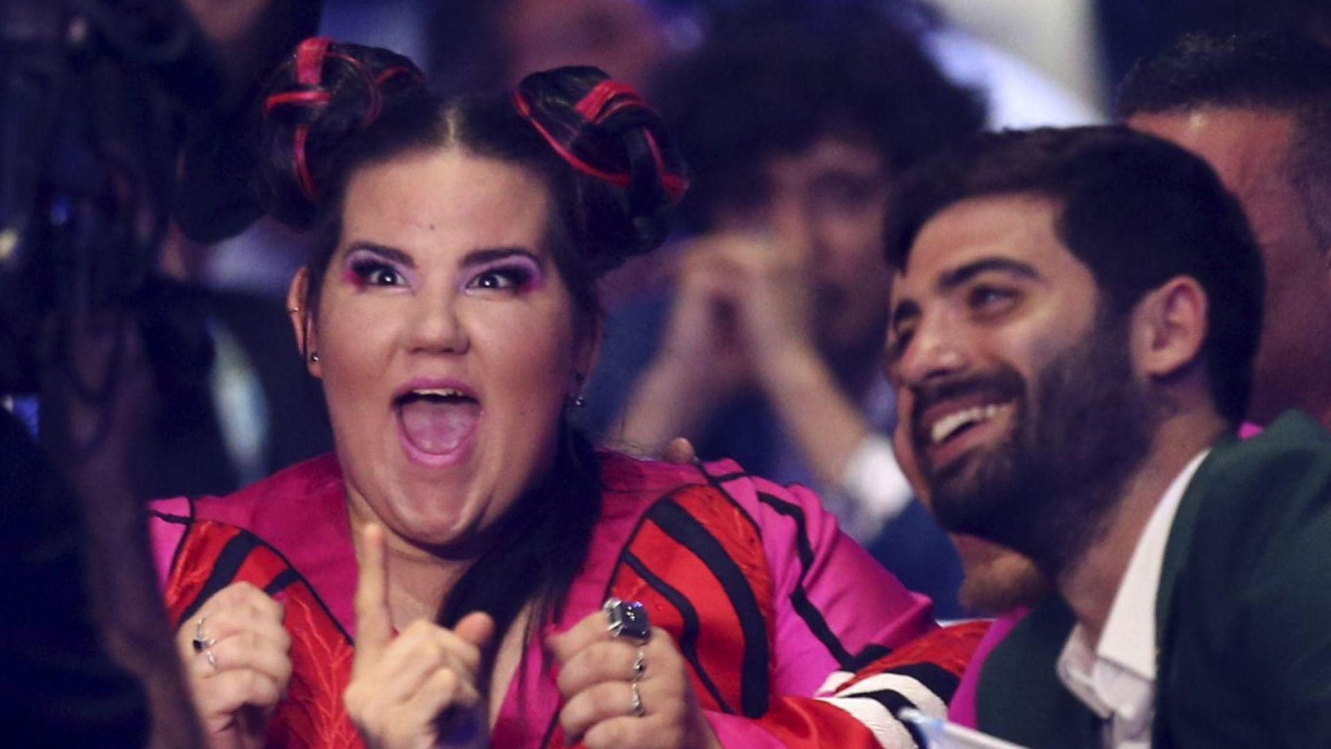 """Universal откри плагиатство в песента на Нета от """"Евровизия"""""""