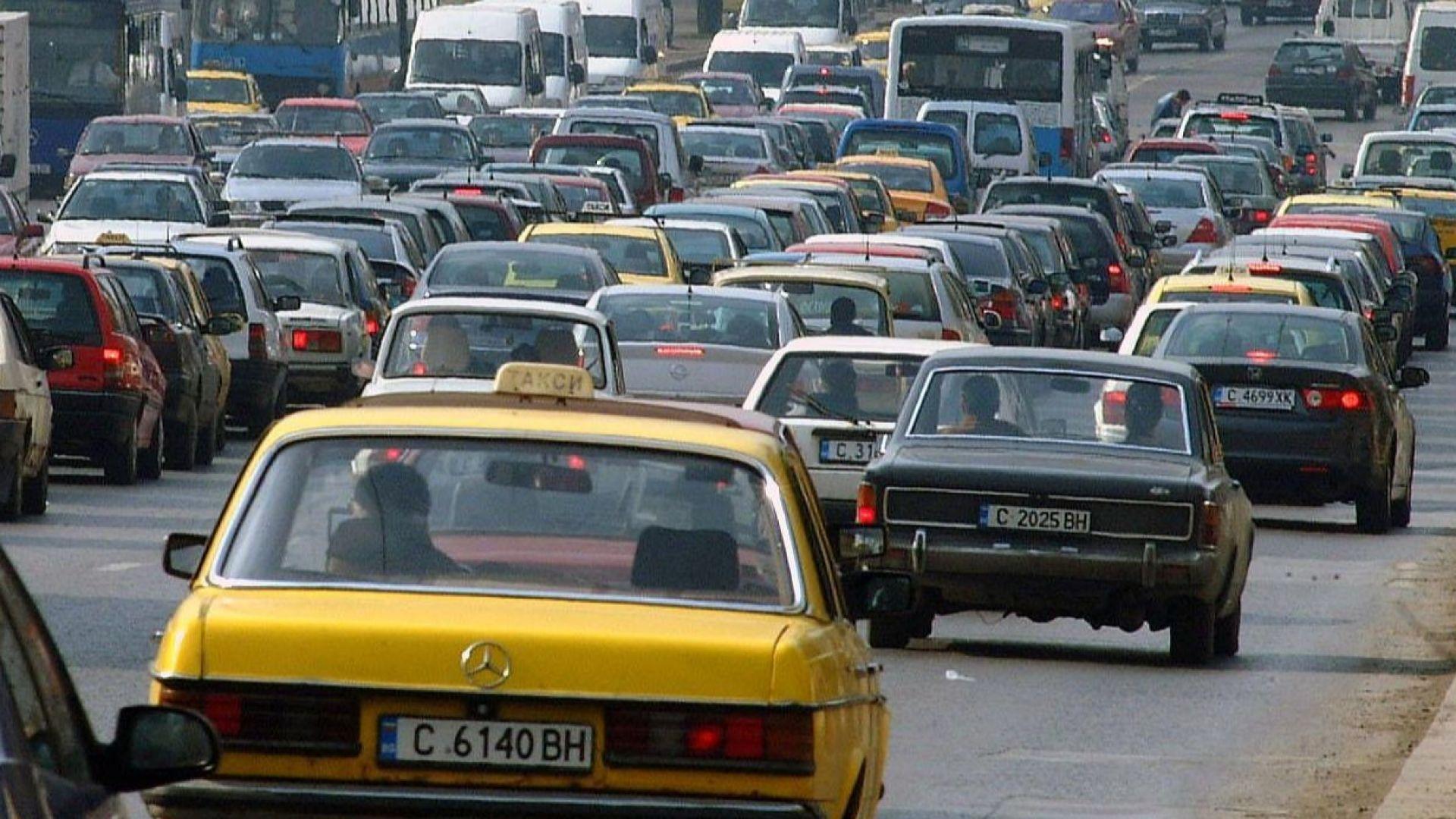 Нов протест в София срещу дупки, задръствания и лош ремонт
