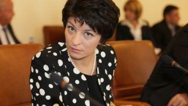 Атанасова: Радев беше като подгряваща група на Борисов в Русия