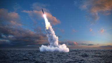 "Русия успешно изстреля подводни балистични ракети ""Булава"""