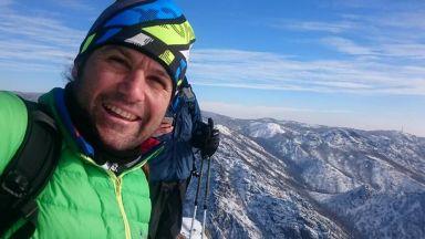 Алпинистът Атанас Скатов атакува свещения връх в Хималаите